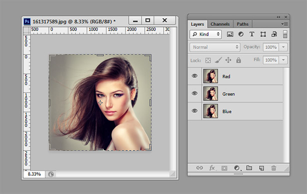 Easy-Photo-Effect-Photoshop-Tutorial-3