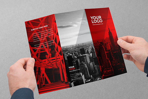 30+ Fresh Simple Yet Beautiful Brochure Design Ideas & Awesome