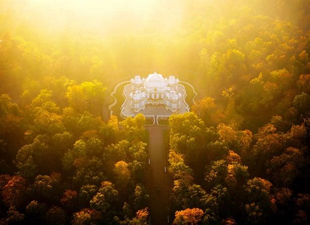 Saint-Petersburg's-Hermitage-Pavilion