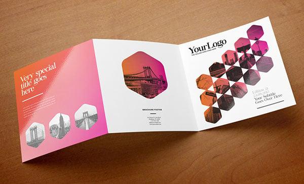 30  fresh simple yet beautiful brochure design ideas  u0026 awesome templates
