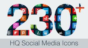 230+Vector-Social-Media-Icons-free-premium