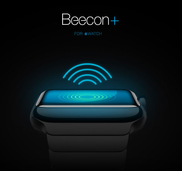 Beecon+-Apple-Watch-App-design