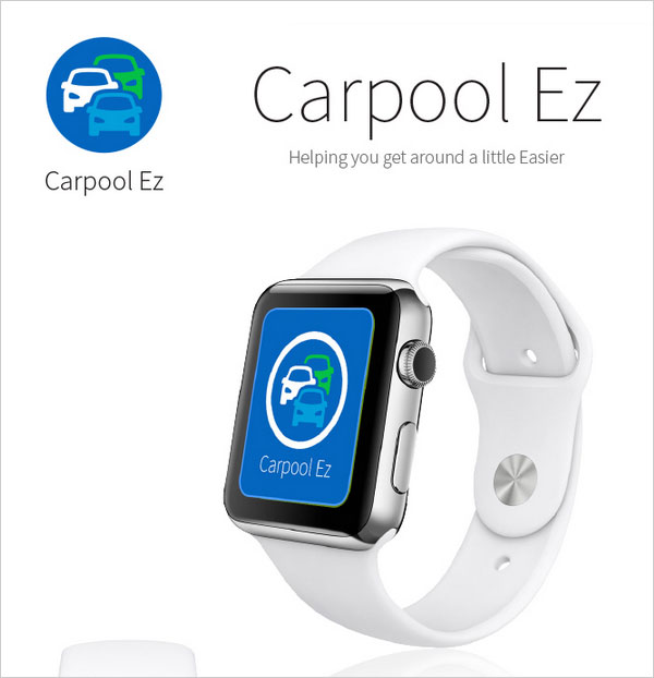 Carpool-Ez---Apple-Watch-Concept