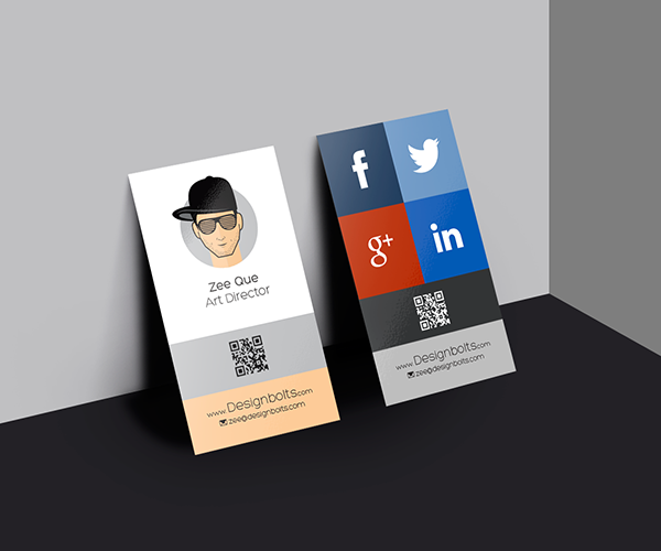 Free-Vertical-Business-Card-Design-&-Mockup-PSD-600