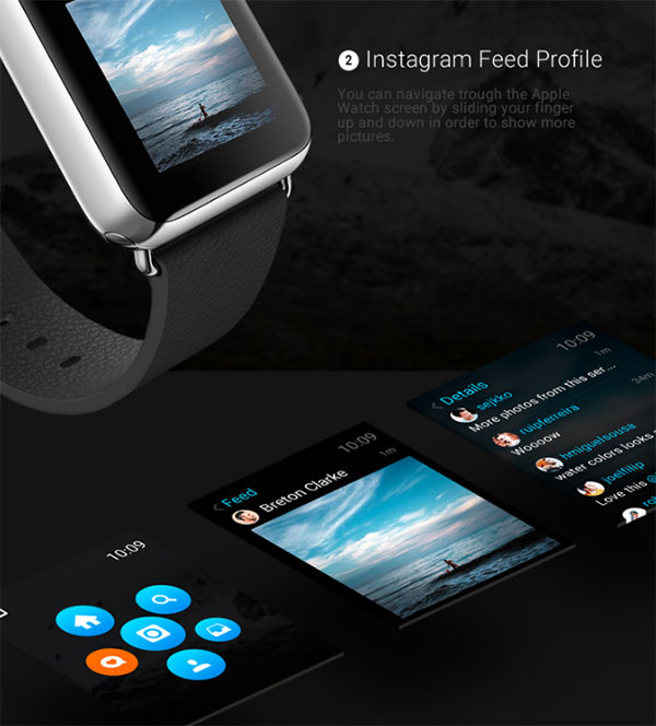 Absolutely Stunning Apple Watch App UI Design Ideas For Inspiration