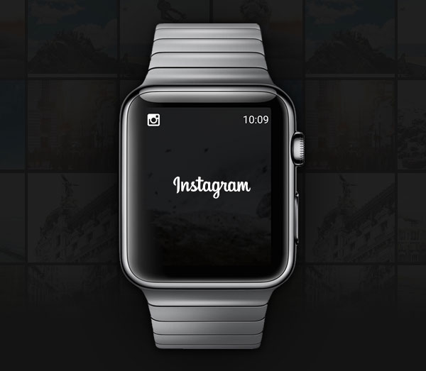 Instagram-apple-watch-App-Design-Inspiration
