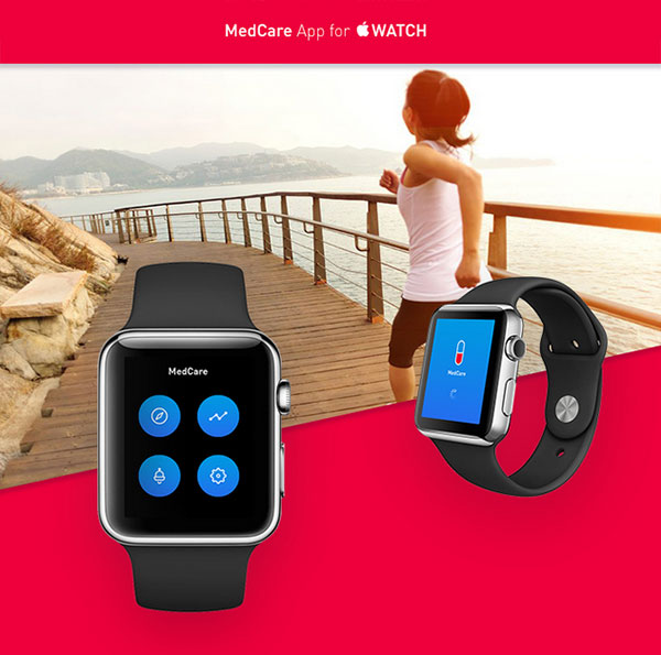 MedCare-for-Apple-WATCH