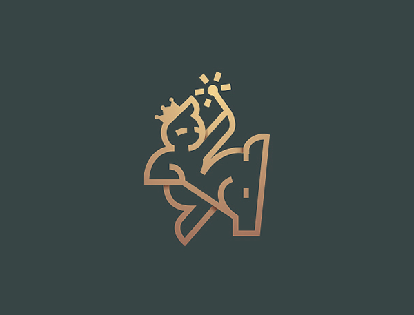 Overlapped-Logo-Design-Examples-2015-(4)