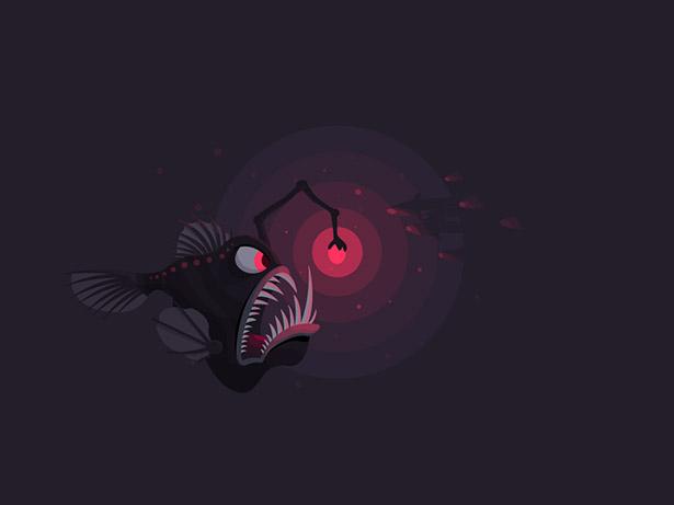 Angler-Fish