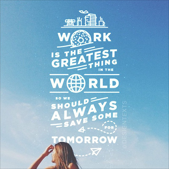 100 Beautiful Inspirational Typography Quotes Collection