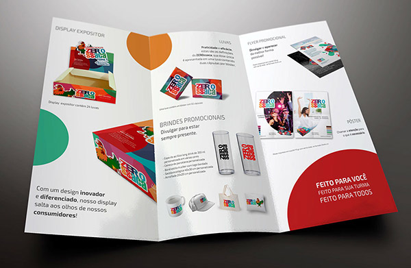 30 really beautiful brochure designs templates for for Sample product catalogue template