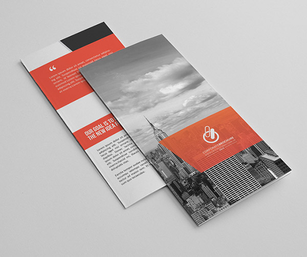 30 really beautiful brochure designs templates for for Templates for tri fold brochures