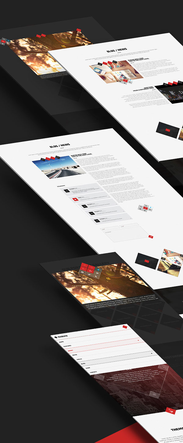 Free-Multipurpose-Website-Template-PSD