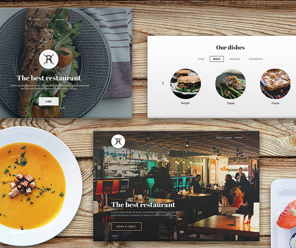 Landing-page-for-restaurant-free-psd-Template