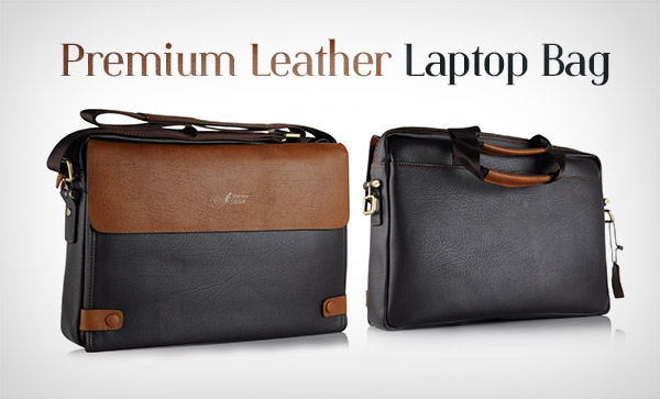 Leather-13-inch-Laptop-Bag-for-HP-DELL-MacBook-Pro-Air