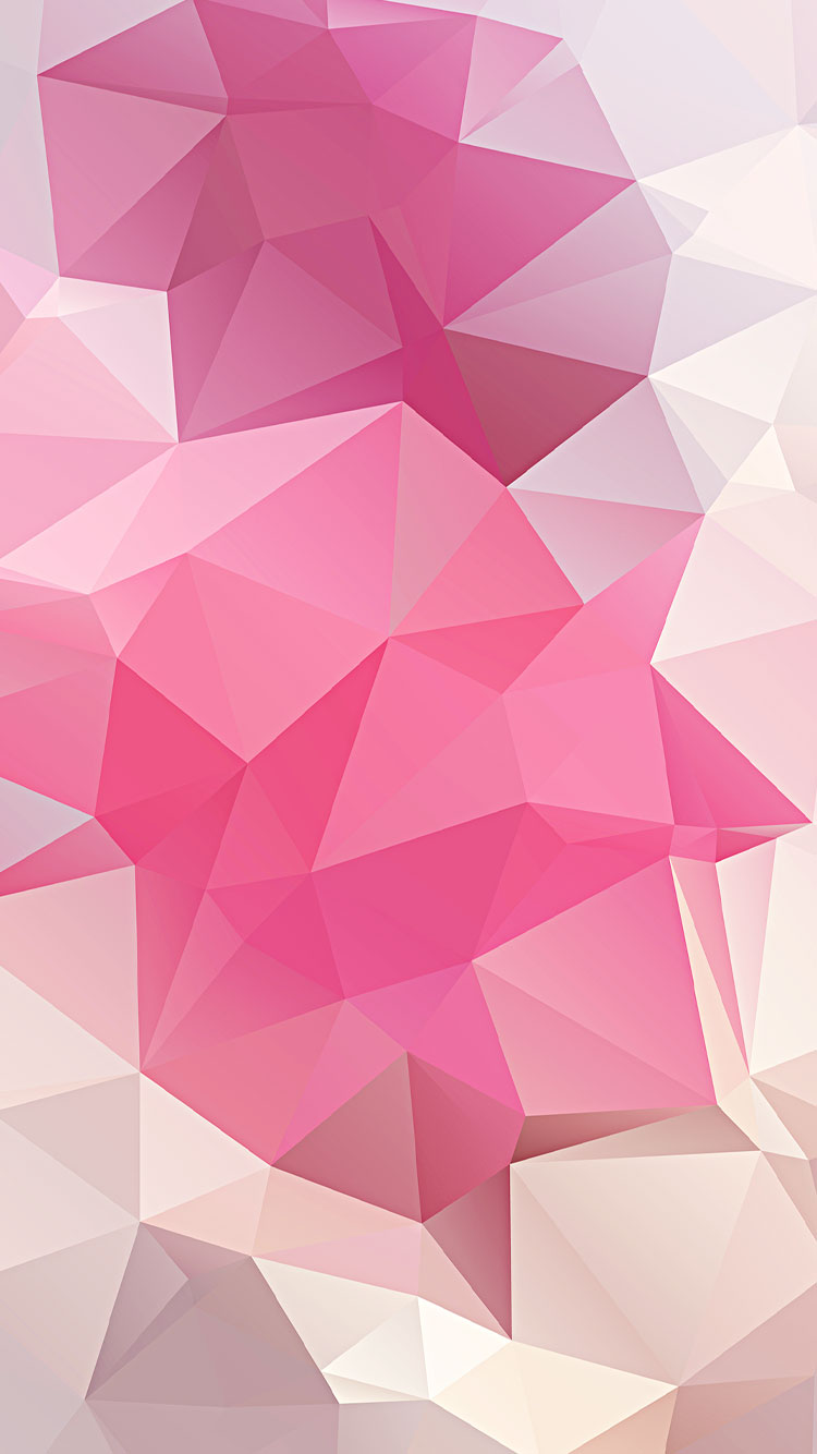 http://www.designbolts.com/wp-content/uploads/2015/07/Pink-Polygon-iphone-6-background.jpg