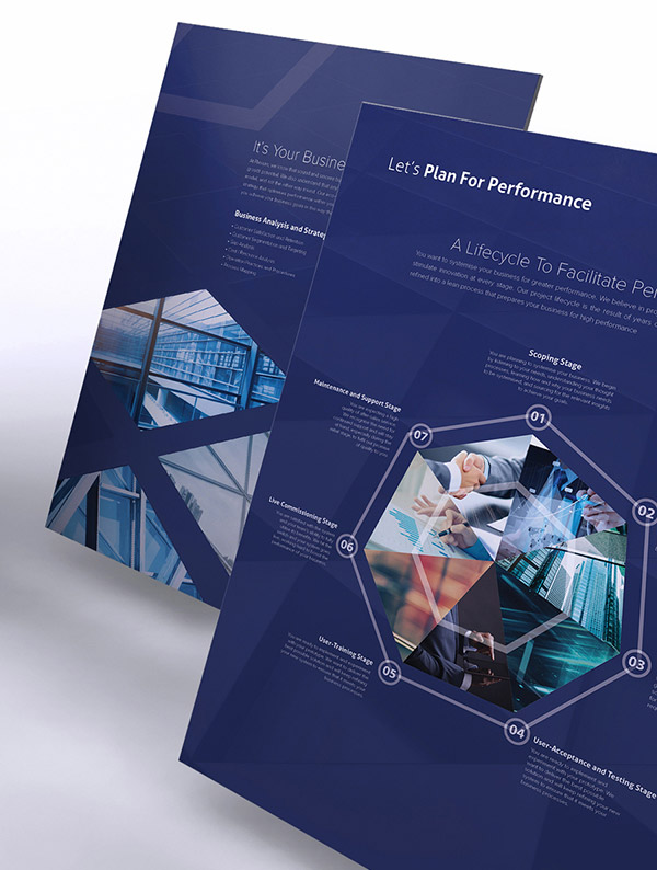 30  really beautiful brochure designs  u0026 templates for