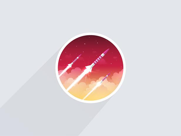 Rocket-Attack