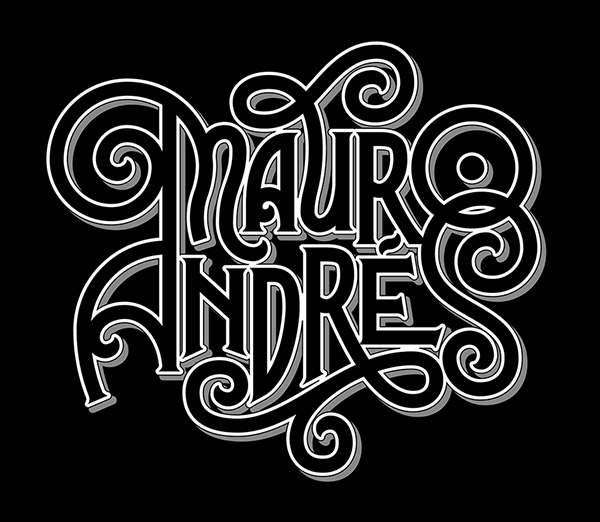 Stunning Examples of Logotypes from a Very Talented Artist Mauro Andrés (47)