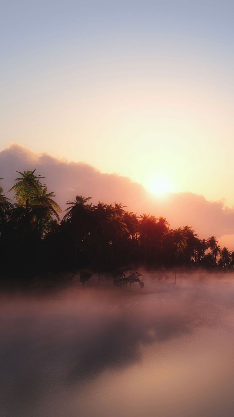 Tropiccold Nature Iphone 6 Wallpaper
