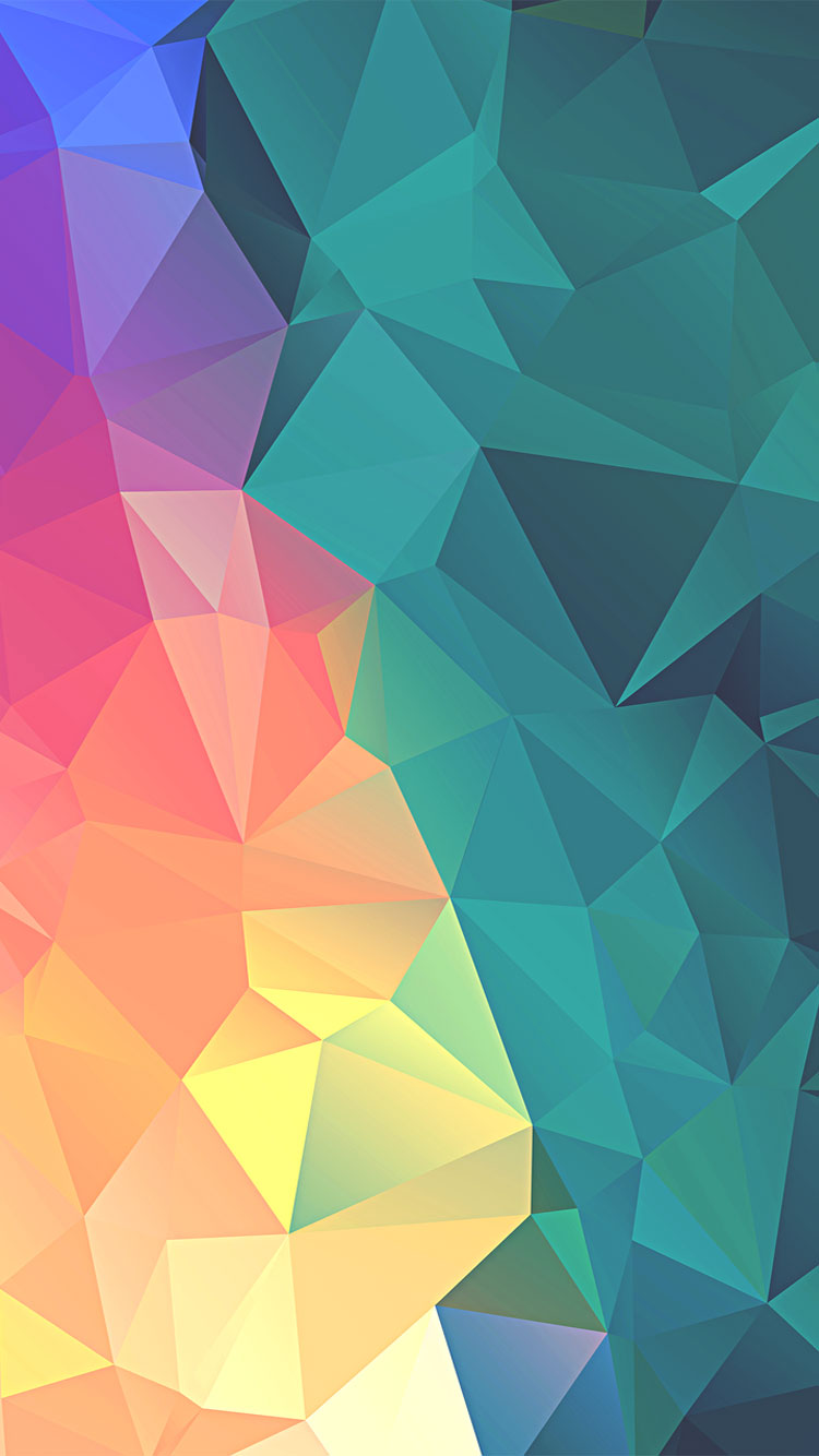 Wallpaper iphone hq -  Low Poly Iphone 6 Wallpaper