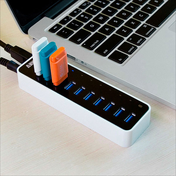 Anker-USB-3.0-SuperSpeed-10-Port-Hub