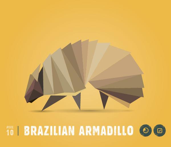 BRAZILIAN-ARMADILLO