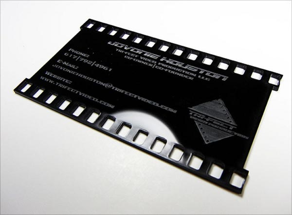 Black-Shinning-Card-Laser-business-card