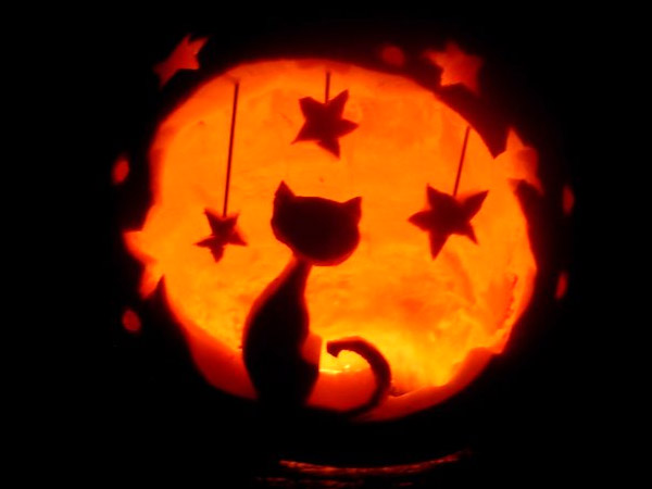 28 best cool scary halloween pumpkin carving ideas