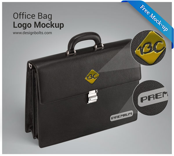 Free-Office-bag-briefcase-logo-mockup-psd-file