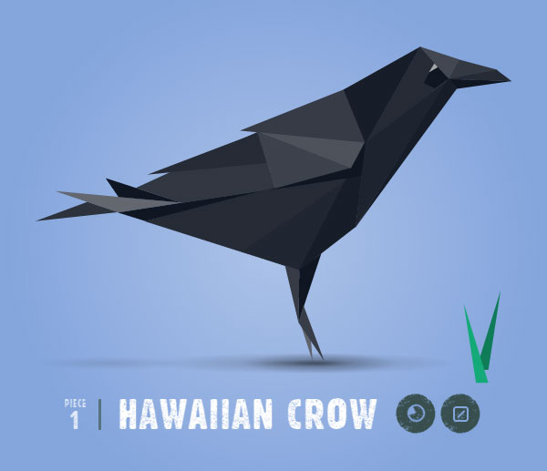 HAWAIIAN-CROW