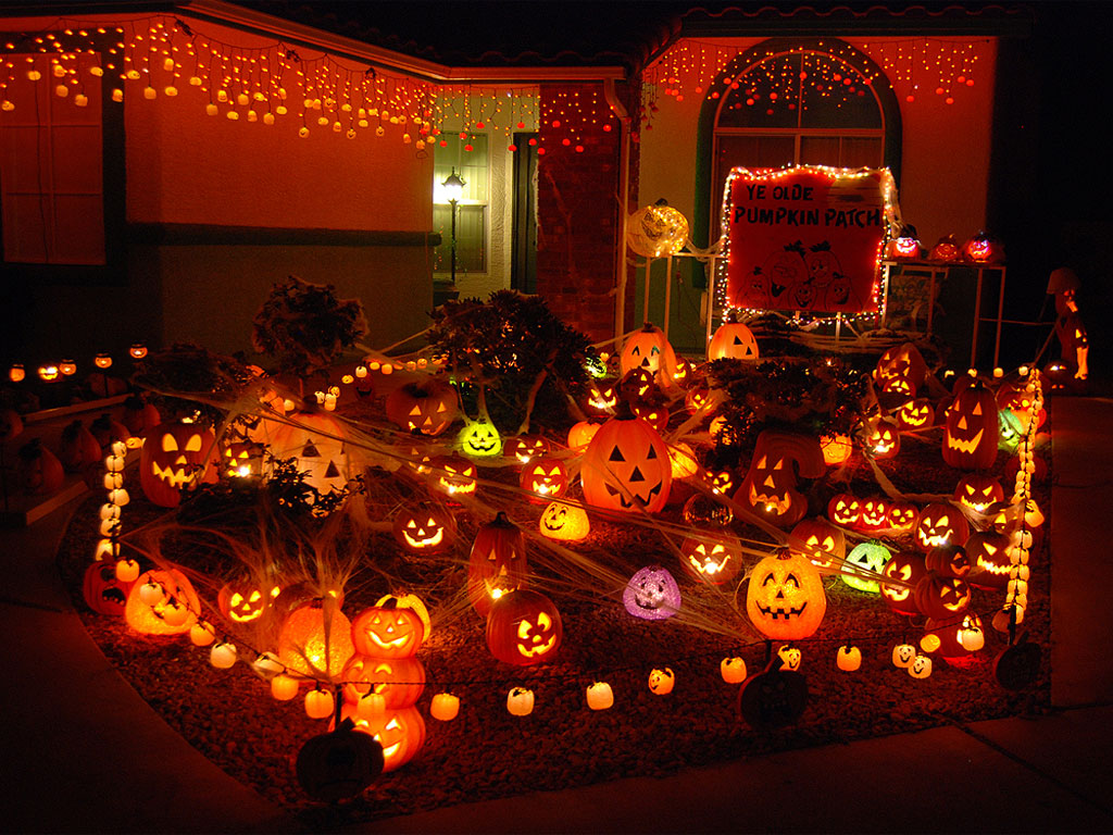 Scary happy halloween 2015 images backgrounds wallpapers for Idee decoration porte halloween