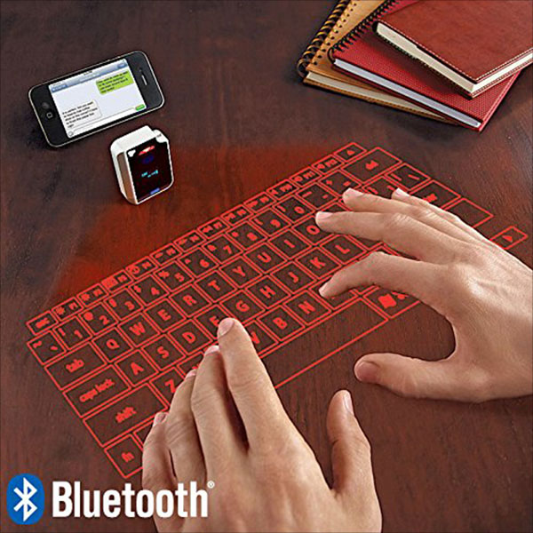 Laser-Projection-Virtual-Keyboard