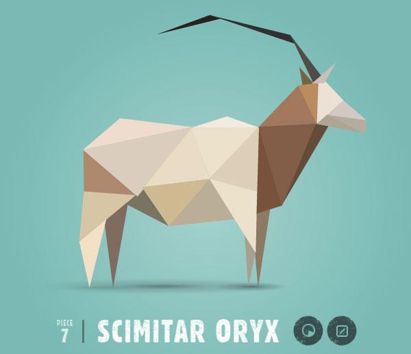 SCIMITAR-ORYX