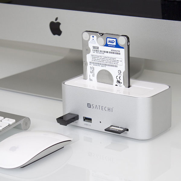 Satechi-Aluminum-USB-3-SATA-III-HDD-SSD-Docking-Station
