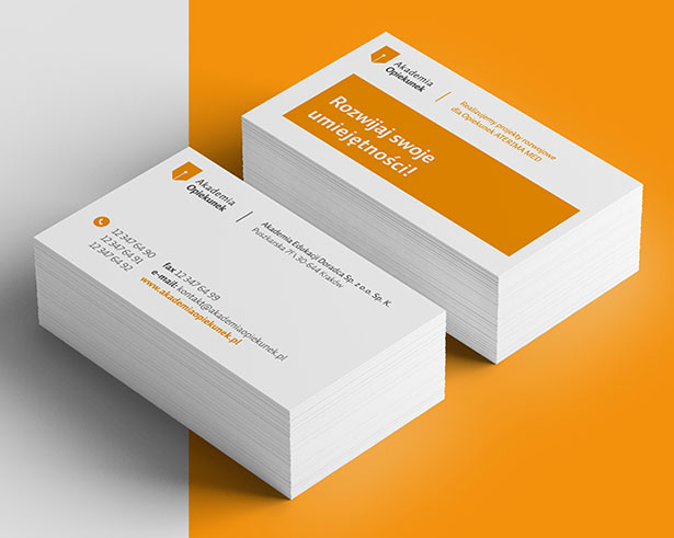 15 simple yet professional business card designs for inspiration simple professional business card designs 8 reheart Images
