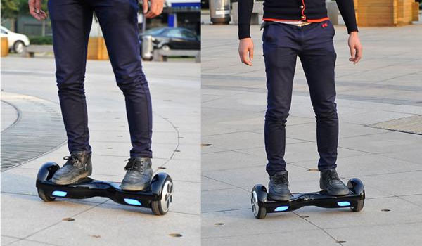 Smart-Two-Wheel-Self-Balancing-Electric-Scooter-2
