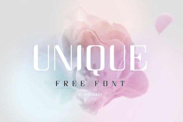 Unique-Free-Serif-Font