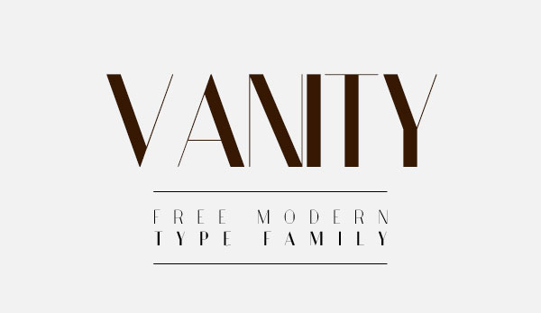 10 fresh best free serif fonts for your upcoming print Modern script font
