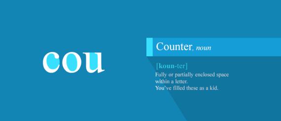 12. Counter