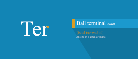 8. Ball terminal