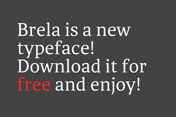 Brela-Free-Serif-Font-Download