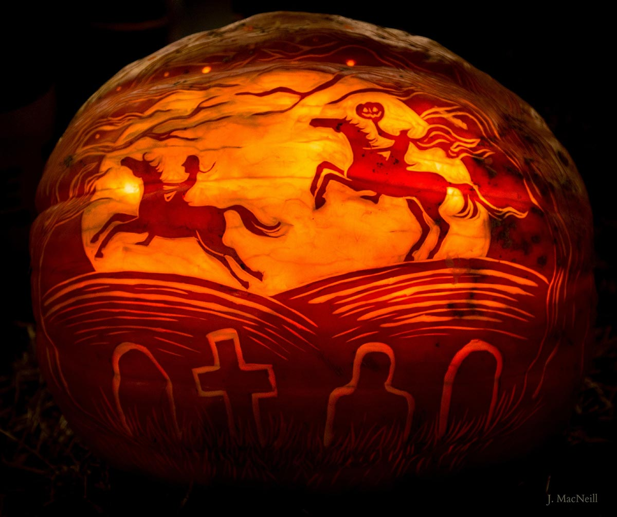 50+ Best Halloween Scary Pumpkin Carving Ideas, Images & Designs 2015