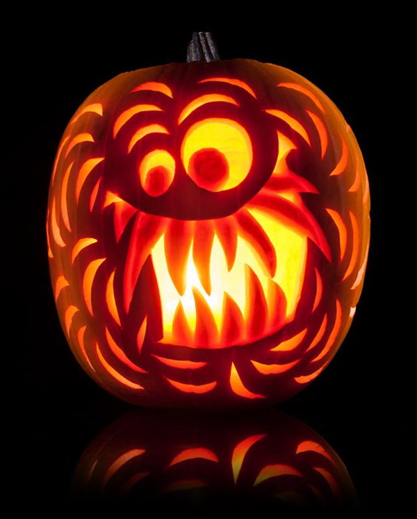 Best halloween scary pumpkin carving ideas images