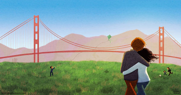 Crissy-Field-Cute-Love-Illustrations
