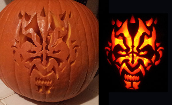 60 Cool Amp Scary Halloween Pumpkin Carving Designs Amp Ideas