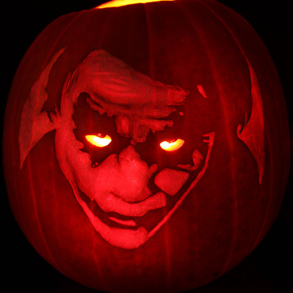 Joker-Pumpkin-carving-ideas-2015