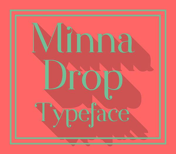 Minna-Drop-Free-Serif-Typeface-2015