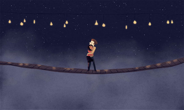 Never-Let-Me-Go-Cute-Love-Illustrations