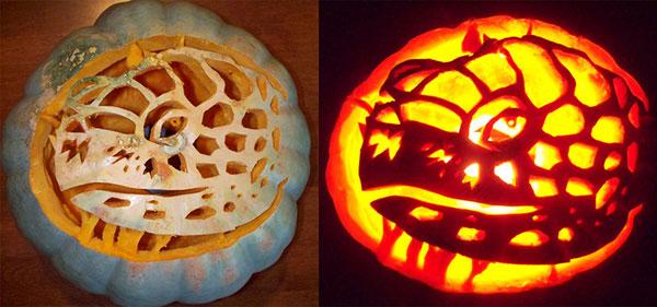 Sea-Turtle-Pumpkin-Carving-Ideas
